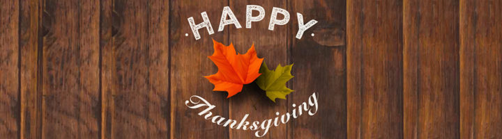 Happy Thanksgiving  {Market Update}  November 20th